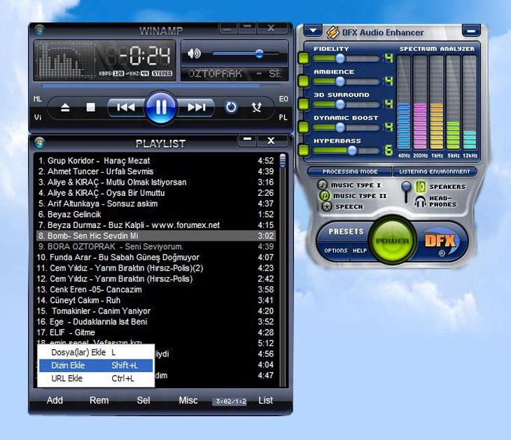 DFX for Winamp 9.107 + Русификатор + Crack (Keygen) :: RuTracker.org.