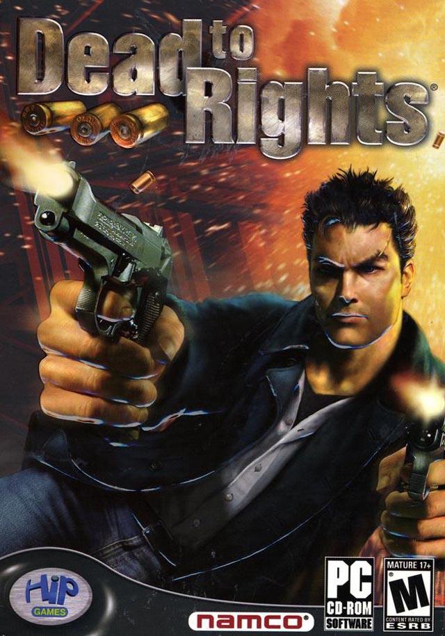 Скачать Dead to Rights 2 Жестокое правосудие (RUS/PC/Repack