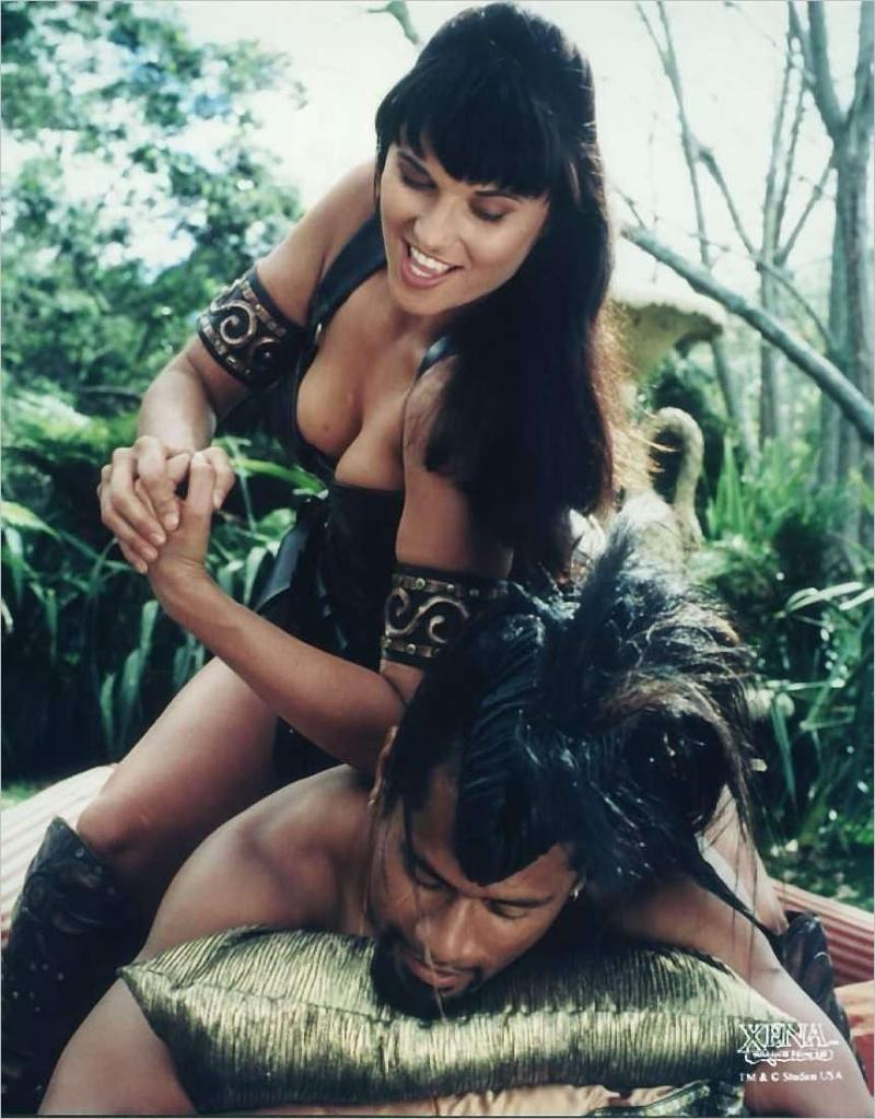 Порно фото по фильму xena