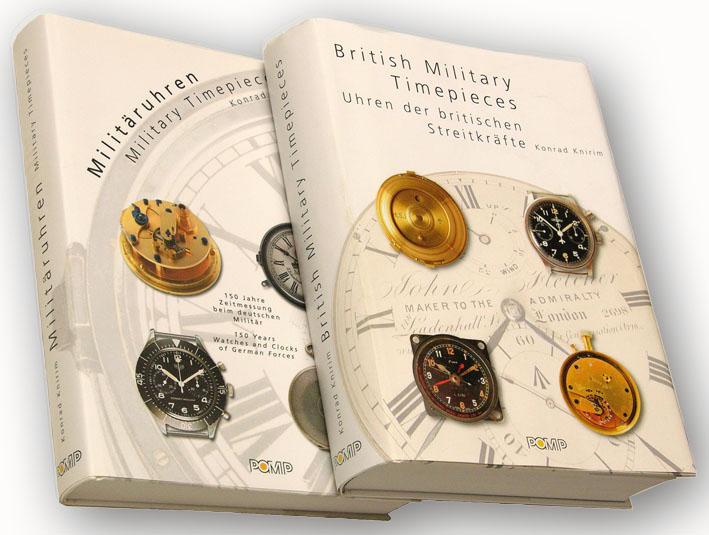 les livres de r f rence sur les montres militaires les livres de konrad knirim. Black Bedroom Furniture Sets. Home Design Ideas