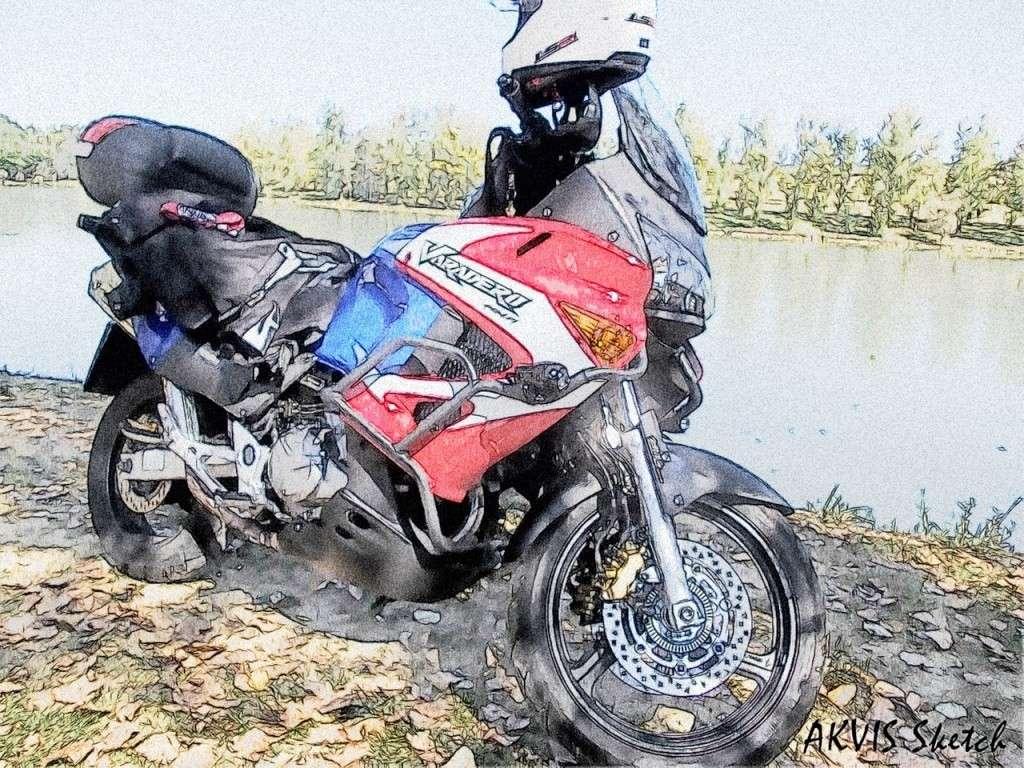 Votre moto en dessin - Moto en dessin ...