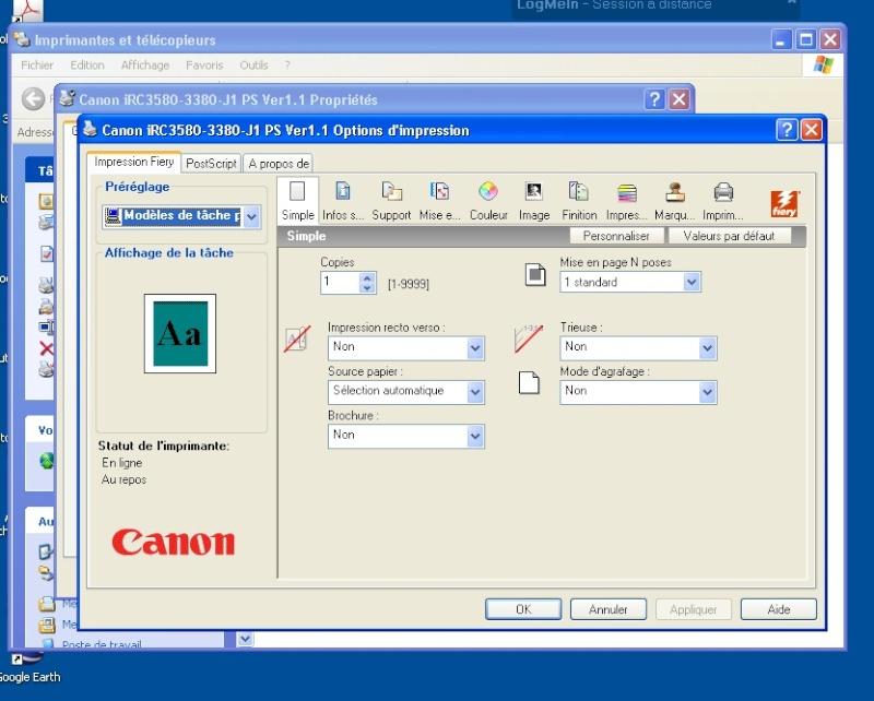 Fen tres windows tronqu es for Fenetre windows xp