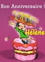 bon anniversaire hélène