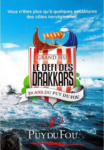 Le défi des Drakkars
