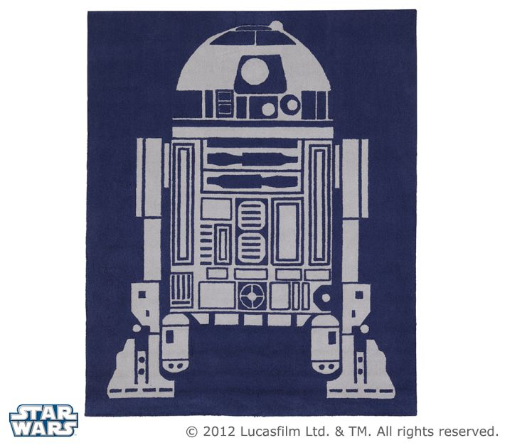 un tapis r2d2. Black Bedroom Furniture Sets. Home Design Ideas