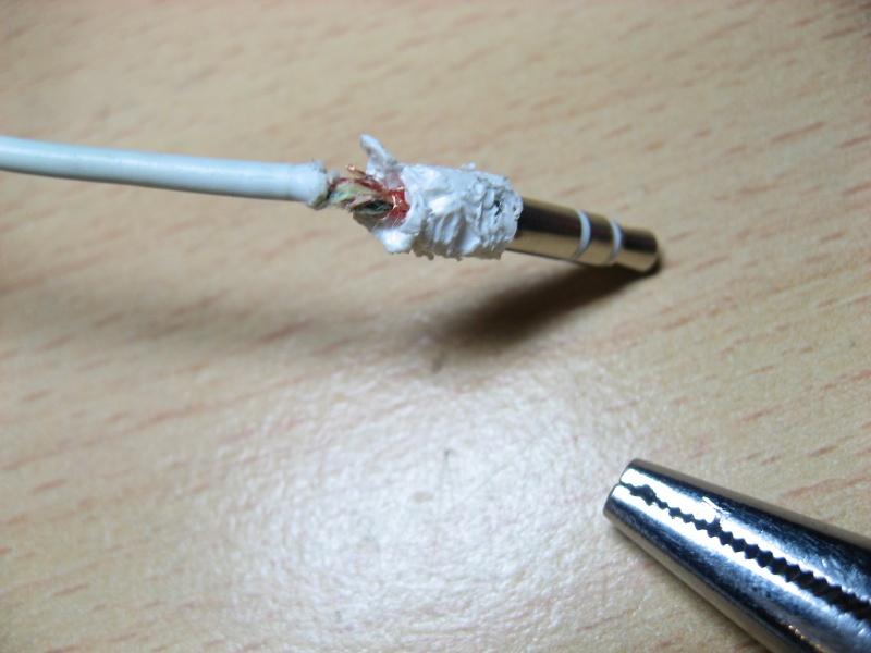 comment reparer les ecouteurs