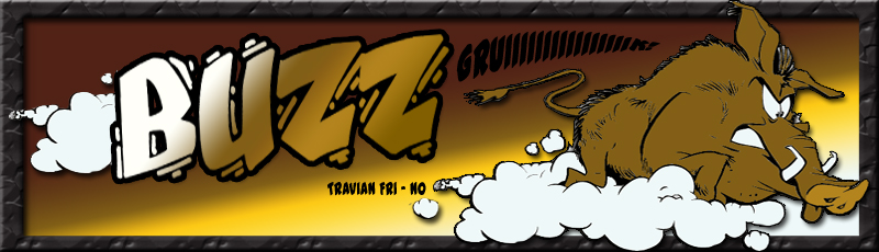 Les BuZz de Travian