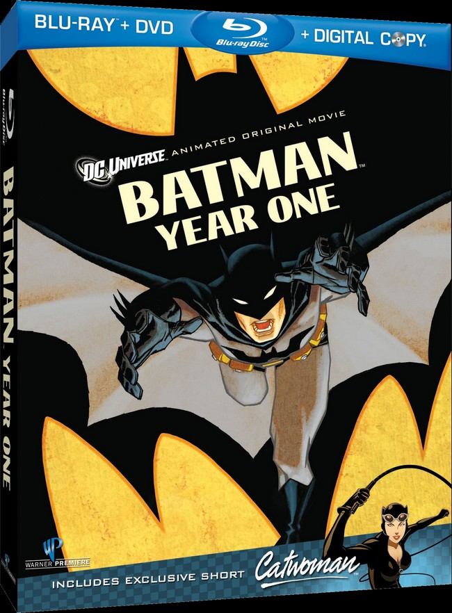 Regarder le film Batman Year One en streaming VF