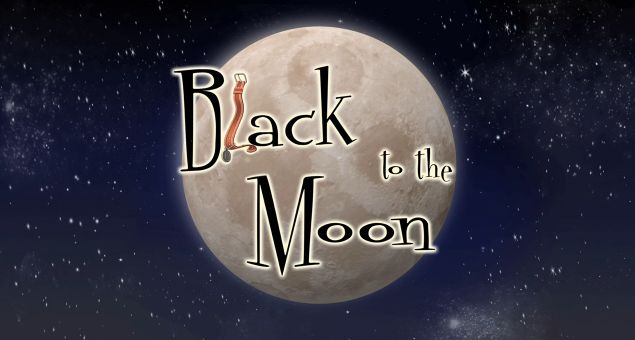 Black to the Moon affiche