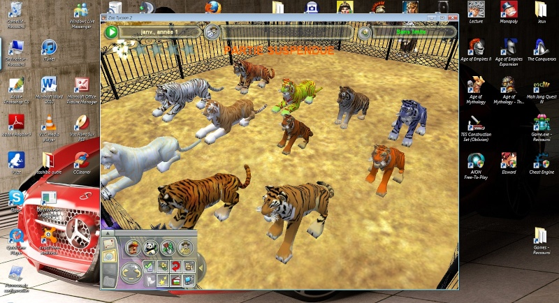 DISPARUS ANIMAUX TÉLÉCHARGER TYCOON 2 ZOO