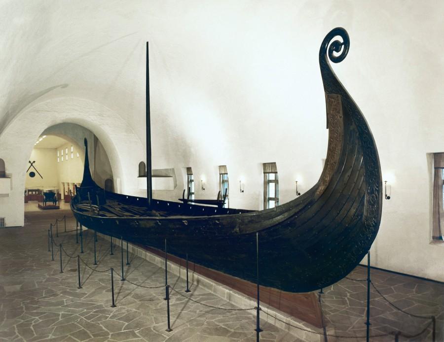 Knörr au Musée des navires vikings à Bygdøy