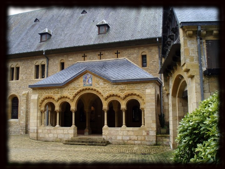 Abbaye d'Orval - Belgique