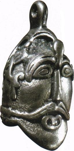 un pendentif du XIe s