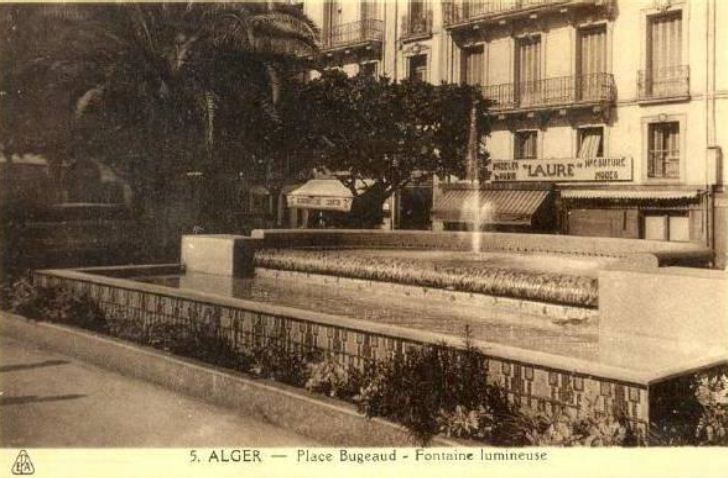 Alger en Noir et Blanc