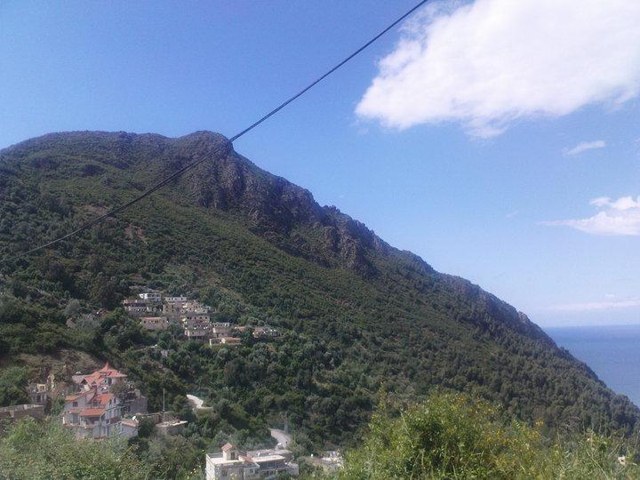 Aokas-Bejaia - Montagne
