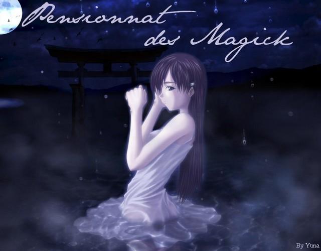 Pensionnat  Des Magick