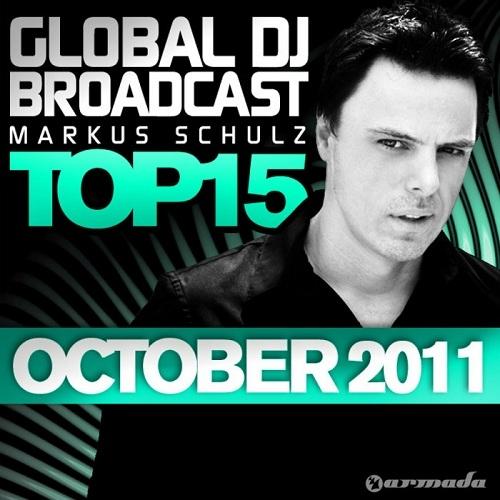 Global DJ Broadcast Top 15 October 2011