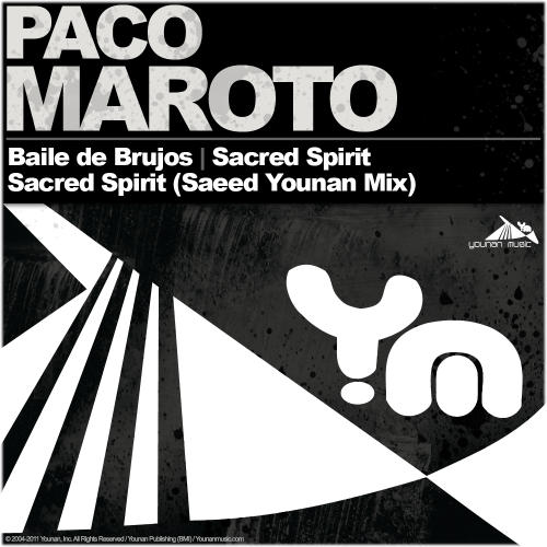 Paco Maroto - Sacred Spirit