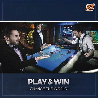 Play  Win - Change the world