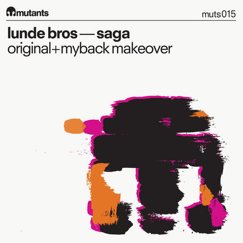 Lunde Bros. - SAGA  MYBACK (Makeover Mix)