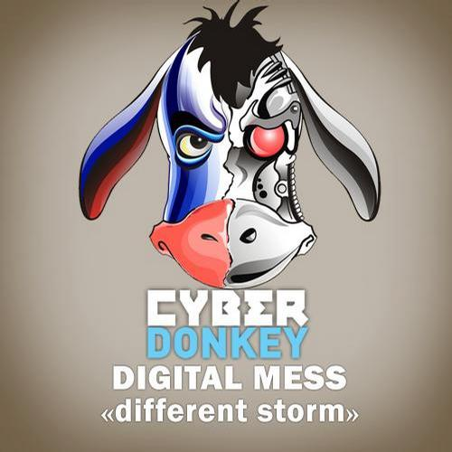 Digital Mess - Green Storm [Cyber Donkey]