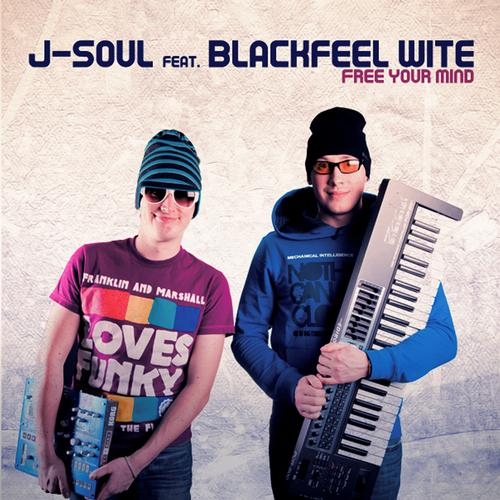 J-Soul feat. Blackfeel Wite - Free Your Mind [Moonbeam Digital]
