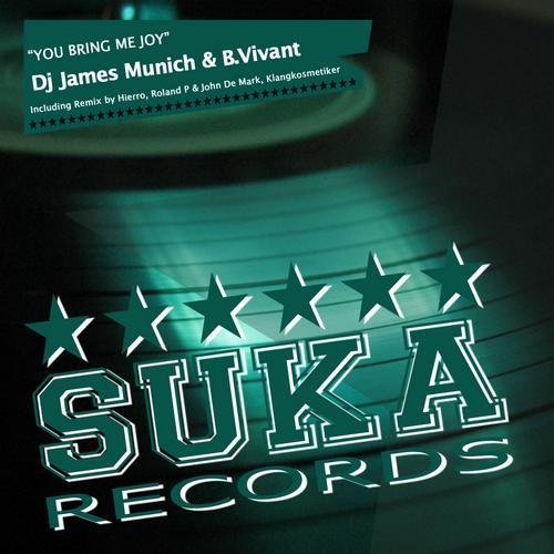 DJ James Munich & B.Vivant - You Bring Me Joy (Roland P & John De Mark Remix)