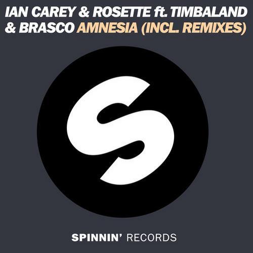 Ian Carey & Rosette feat. Timbaland & Brasco – Amnesia (Incl. Remixes)