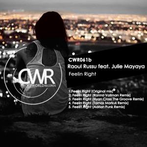 Preview: Raoul Russu feat. Julie Mayaya – Feelin Right