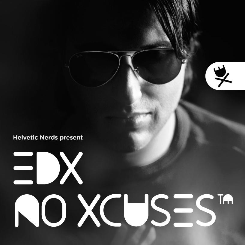 EDX - No Xcuses Radio Show Episode 063 16-05-2012