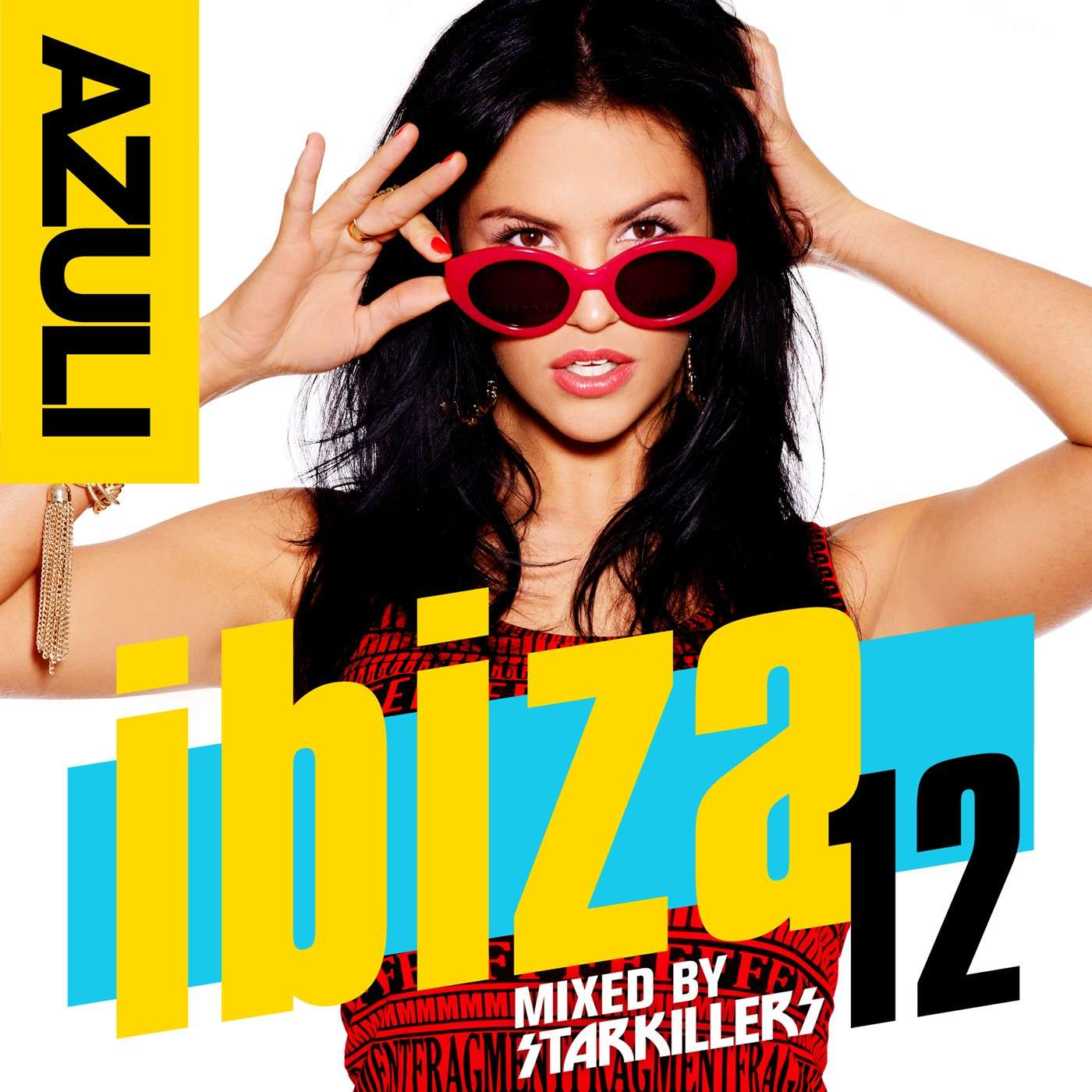 Azuli Ibiza '12 mixed by Starkillers (Album Sampler)