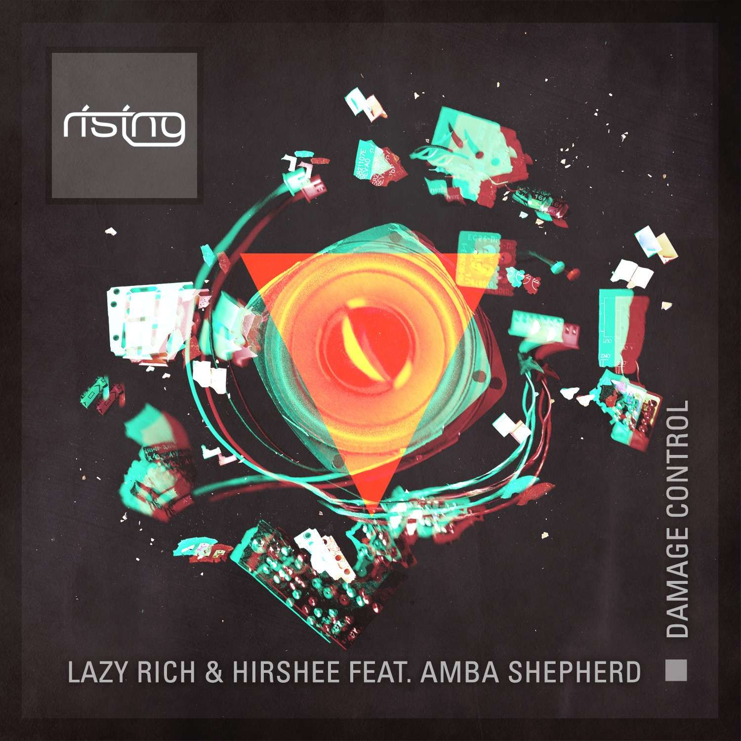 OUT MONDAY: Lazy Rich & Hirshee feat. Amba Shepherd - Official's