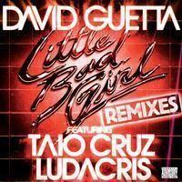 David Guetta, Taio Cruz - Little Bad Girl / Fedde Le Grand Mix
