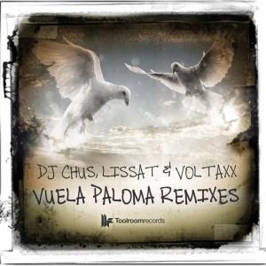 DJ Chus, Lissat & Voltaxx - Vuela Paloma (Abel Ramos & Raul Cremona Iberican Remix)