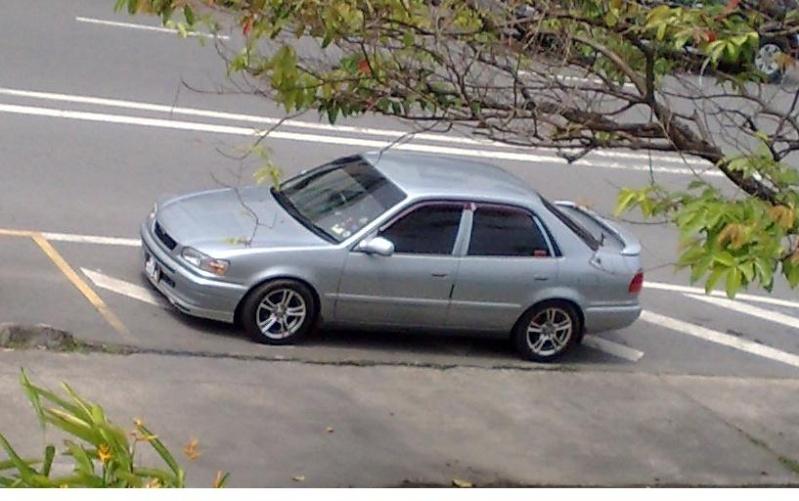 My Humble Corolla Ae111