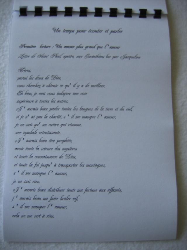 exemple de remerciement eglise - Exemple Remerciement Livret De Messe Mariage
