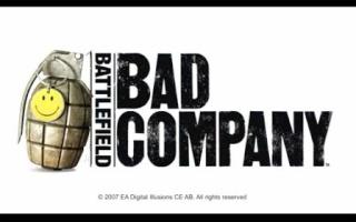 Bad Comapny