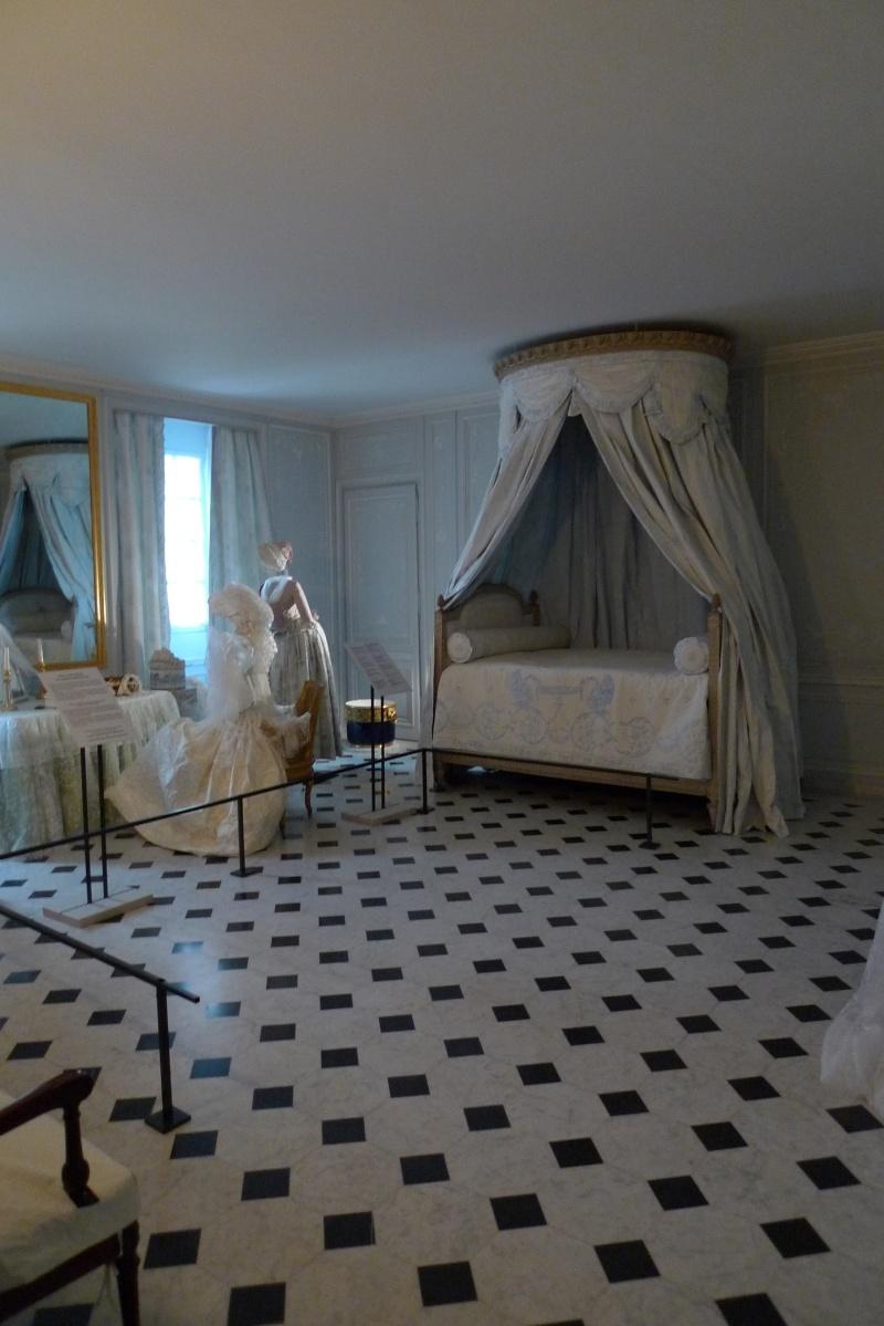 Restauration De La Salle De Bain De Marie Antoinette Au