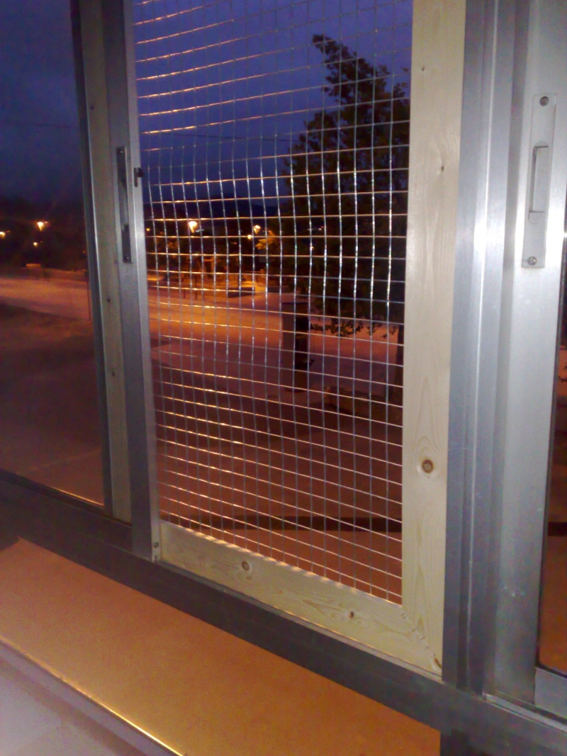 Resumen de ideas para mosquiteras y redes ventanas y - Mosquitera casera ...