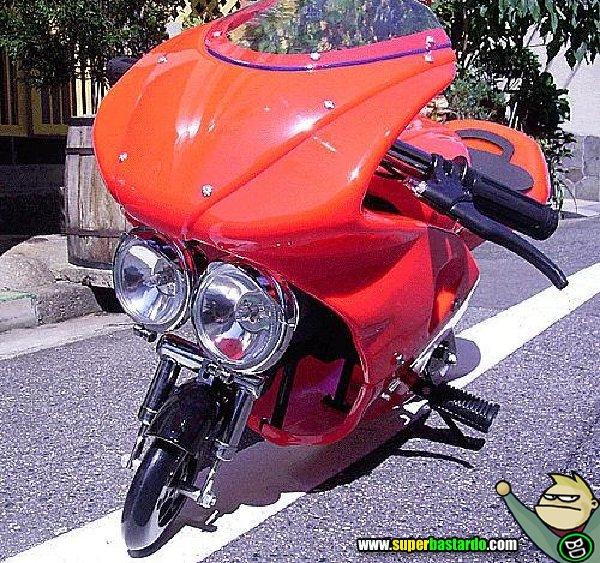 Motos Extrañas