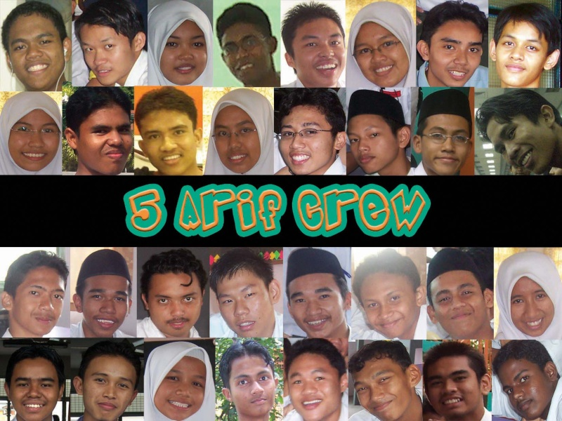 5 Arif Crew Official Forum