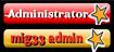 Site & mig33 admin
