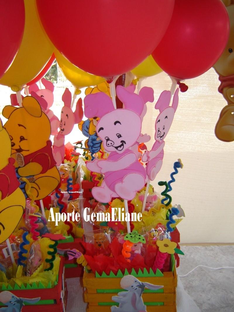 ... principio de año centro de mesa recuerdo y decoracion de winni bb