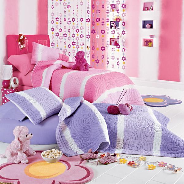 مفارش روعة لغرف الاولاد والبنات