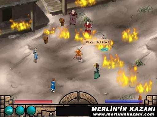 descargar el juego de el avatar: