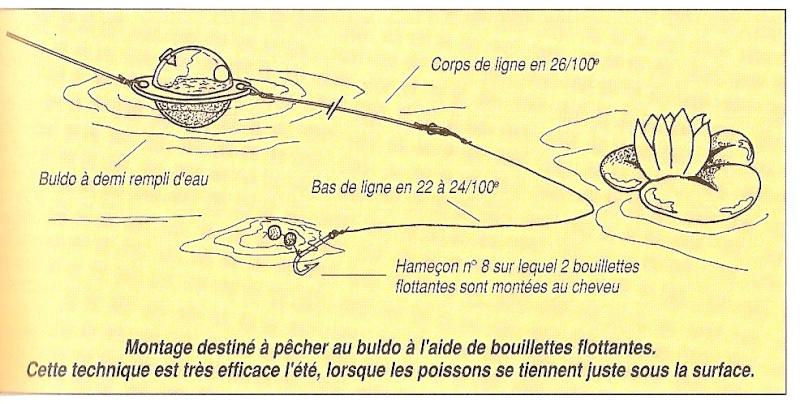 comment pecher la truite a la bulle d eau