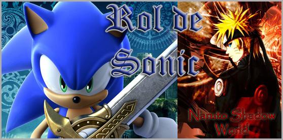 Rol de Sonic
