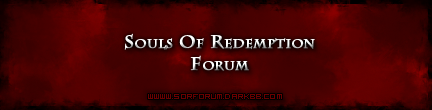Souls of Redemption clan forum