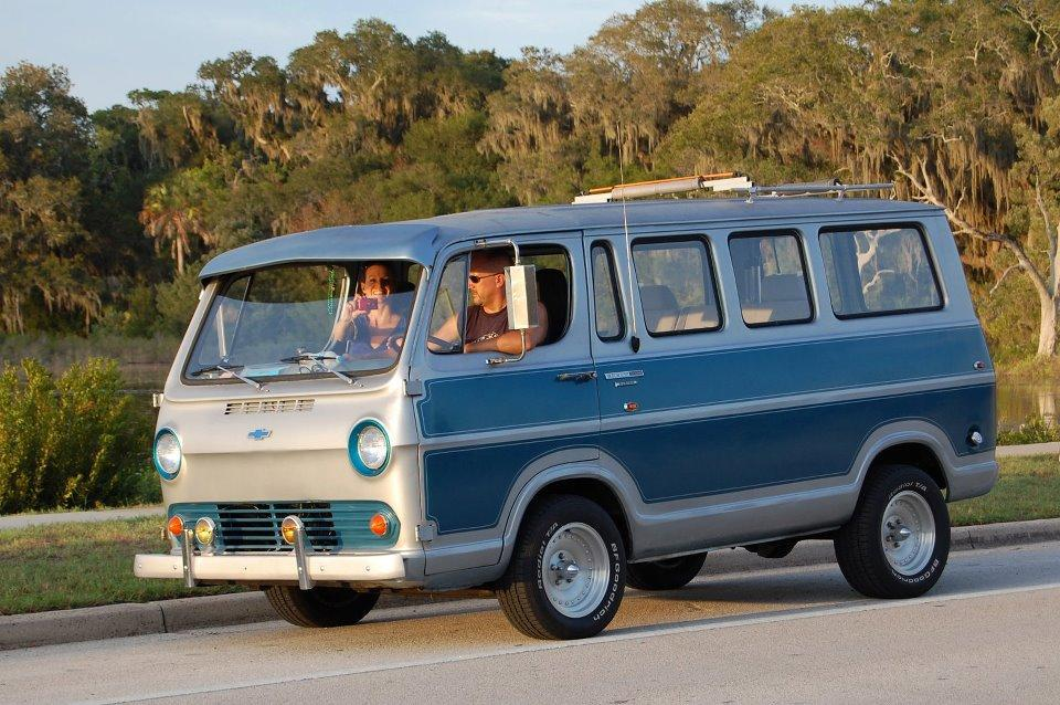 1965 Chevrolet Van Craigslist Autos Post
