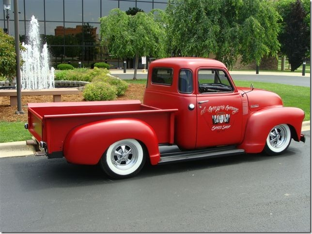 47 To 54 Chevy Trucks For Sale Autos Post